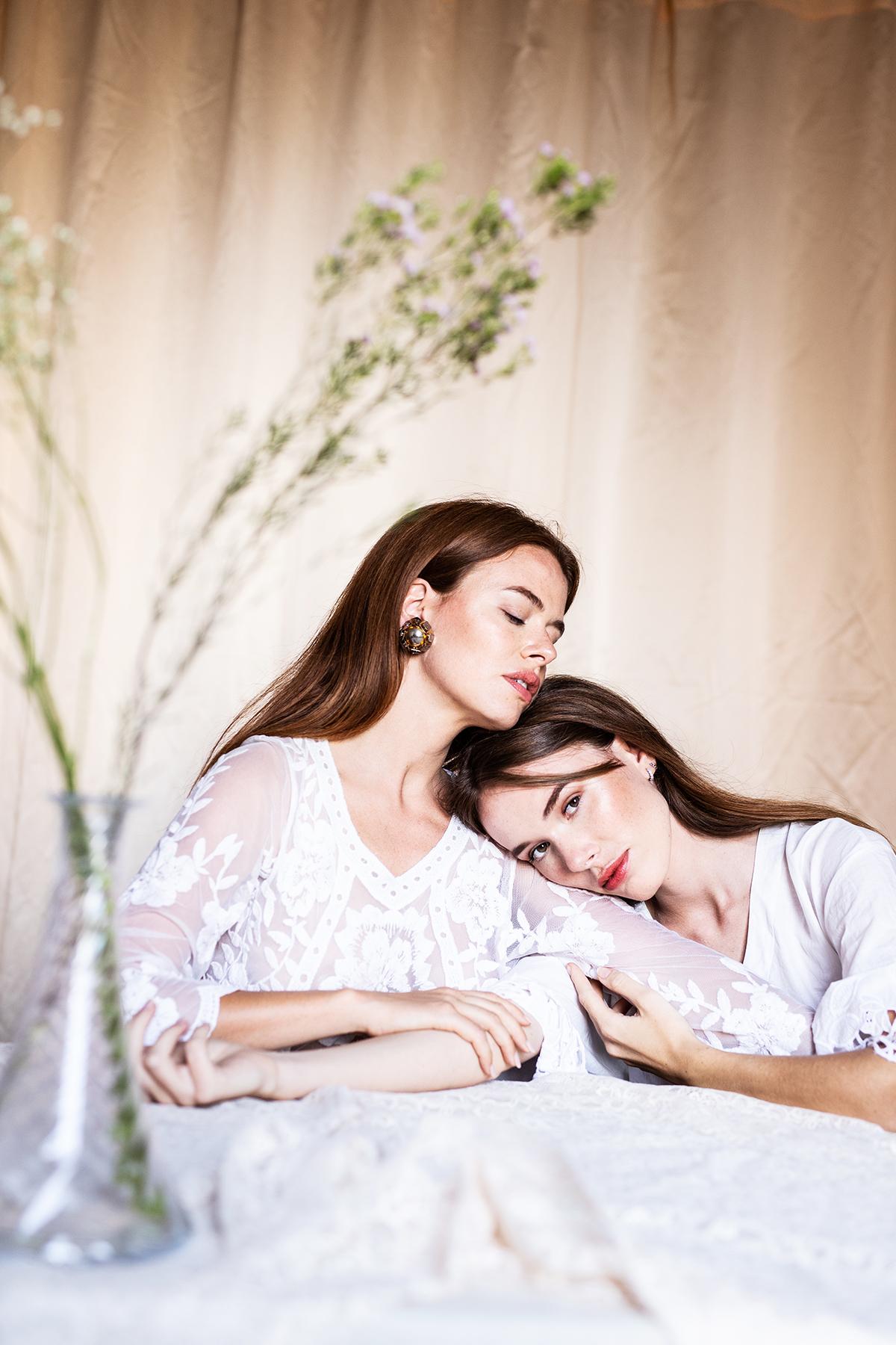 Duo, photographe Rachel Saddedine